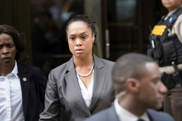 Baltimore State's Attorney Marilyn Mosby, in June.