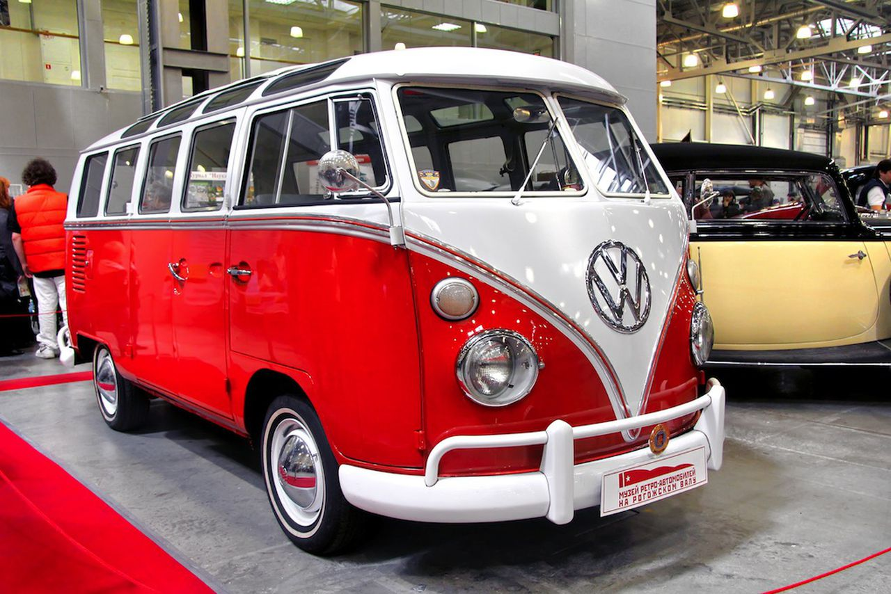 Volkswagen to end production of iconic hippie bus this year | The ...
