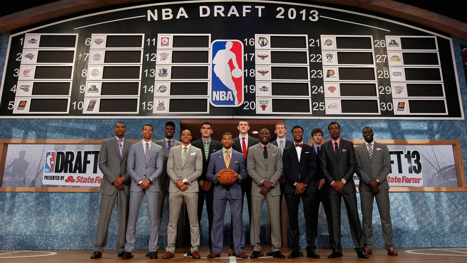 NBA Draft 2013 results: Every pick from Thursday night ...