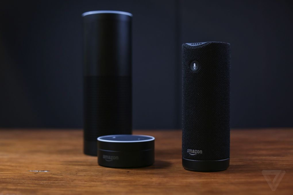 Amazon Tap puts Alexa into a portable Bluetooth speaker | The Verge