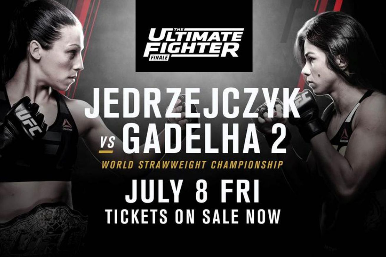tuf 23 play by play