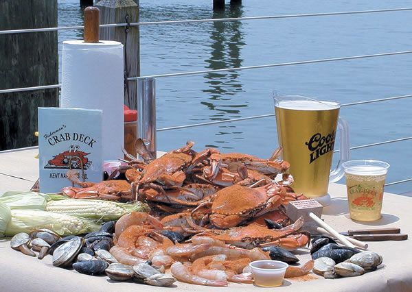 Photo: Fisherman's Inn and Crab Deck