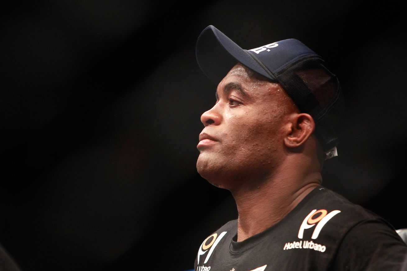 Anderson Silva: I dont think a failed drug test affects my MMA legacy