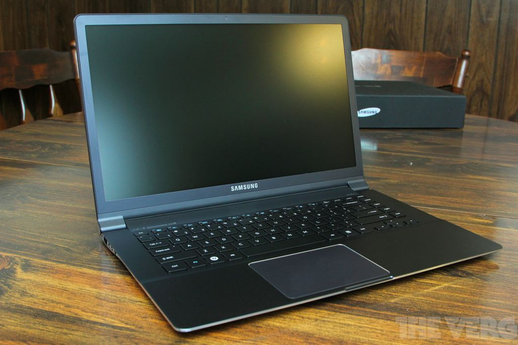 samsung series 9 review 15 inch early 2012 the verge. Black Bedroom Furniture Sets. Home Design Ideas