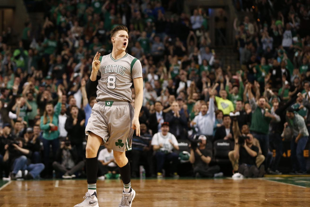 Celtics Forward Jonas Jerebko Purchases eSports Franchise