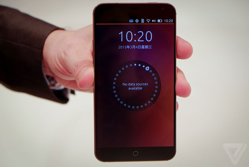 The Ubuntu Phones are an Audacious Attempt to Take On Android