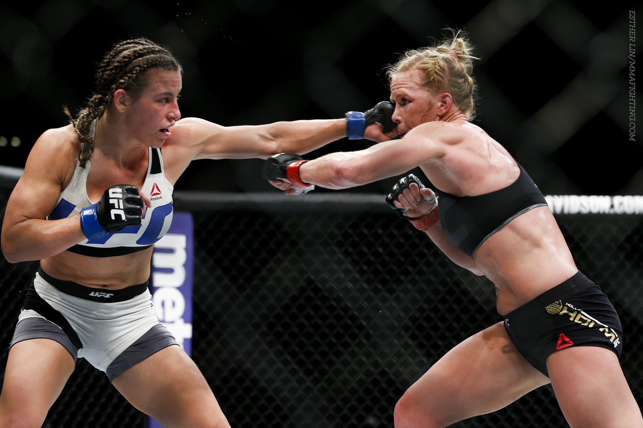 community news, Miesha Tate's coach Robert Follis would like to see a title defense at UFC 200 in July