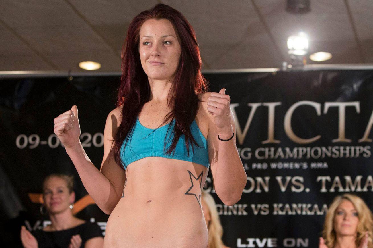 Megan Anderson Wins Interim 145-Pound Title, Calls out