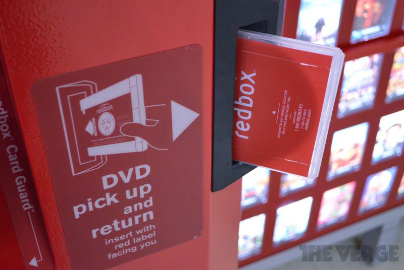 Redbox's rental prices are going up