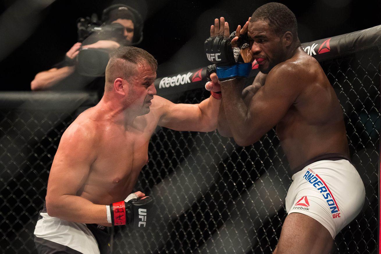 community news, Former UFC veteran Fabio Maldonado details his gameplan to upset Fedor Emelianenko
