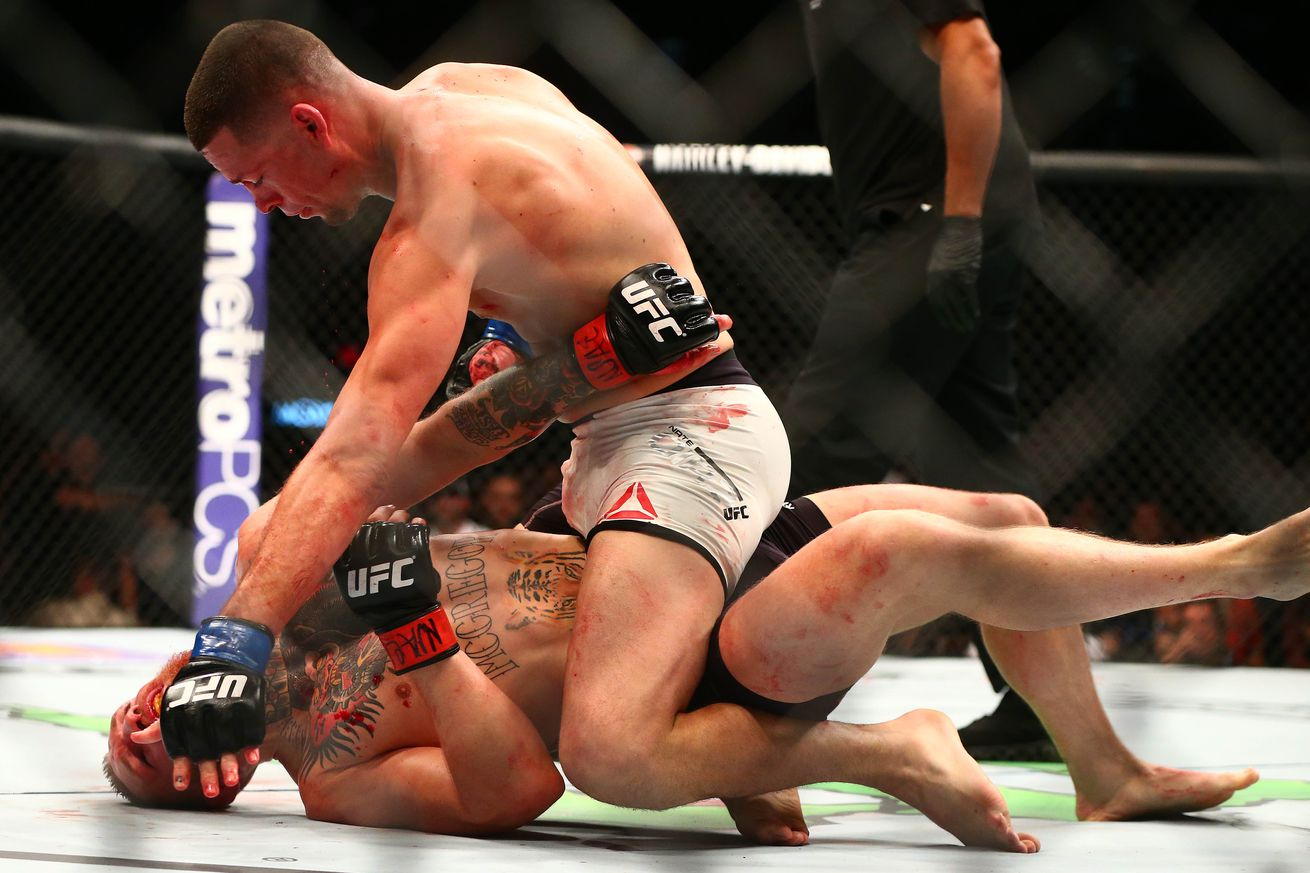 community news, Chael Sonnen: Bully Conor McGregor mentally cracked when Nate Diaz stood up to him