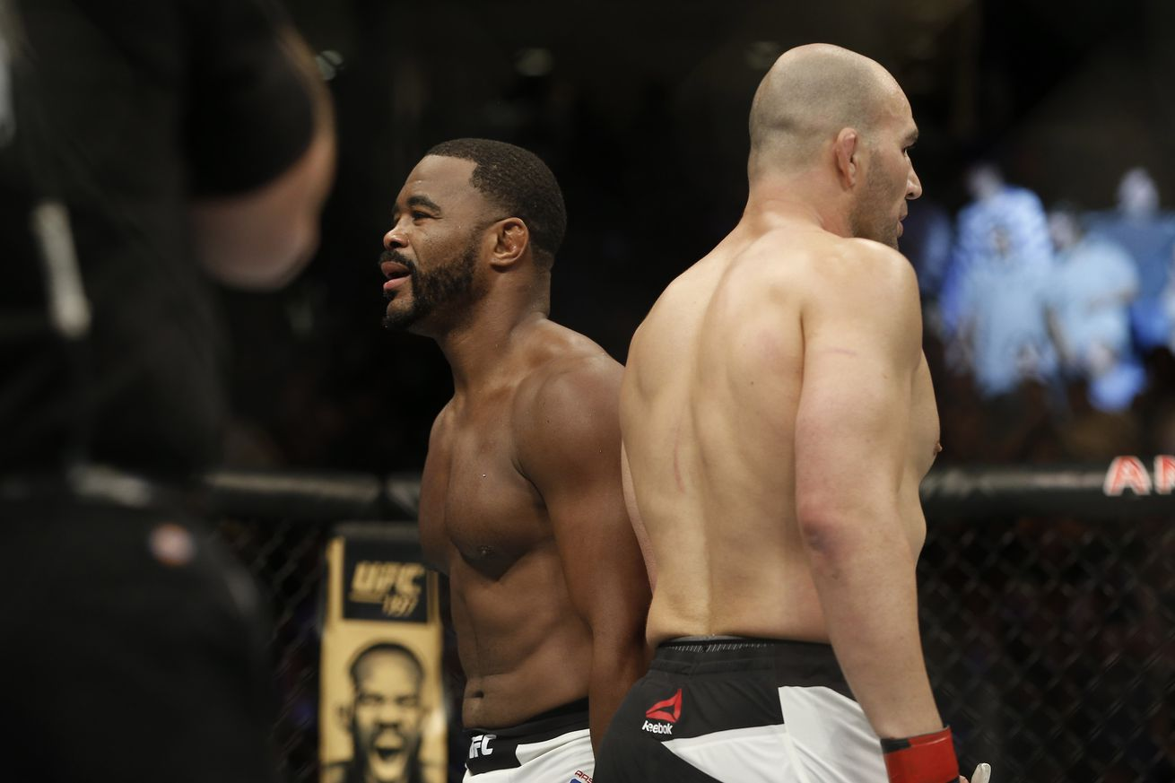 community news, UFC on FOX 19 payouts and salaries: Despite loss, Rashad Evans leads payday way with $150k