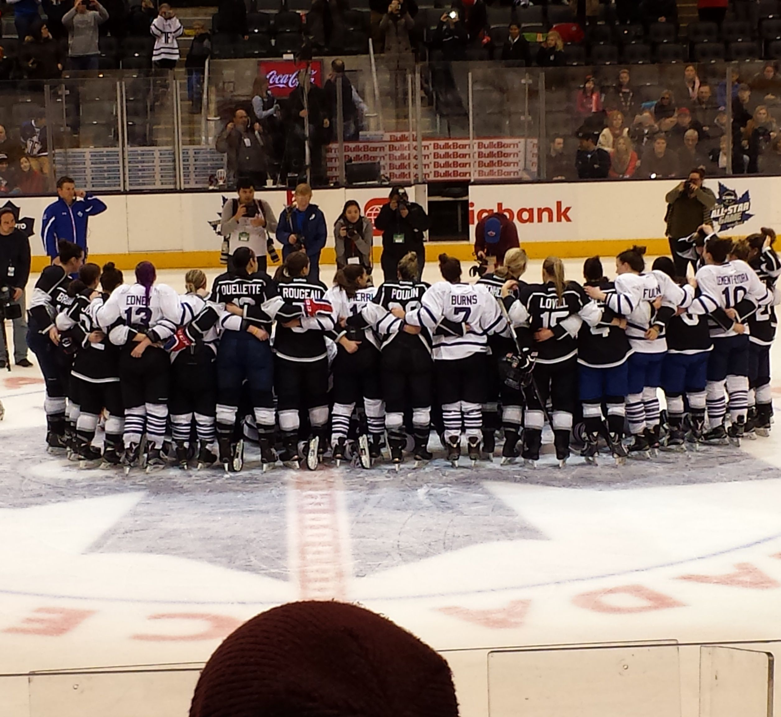 CWHL All-Star Game