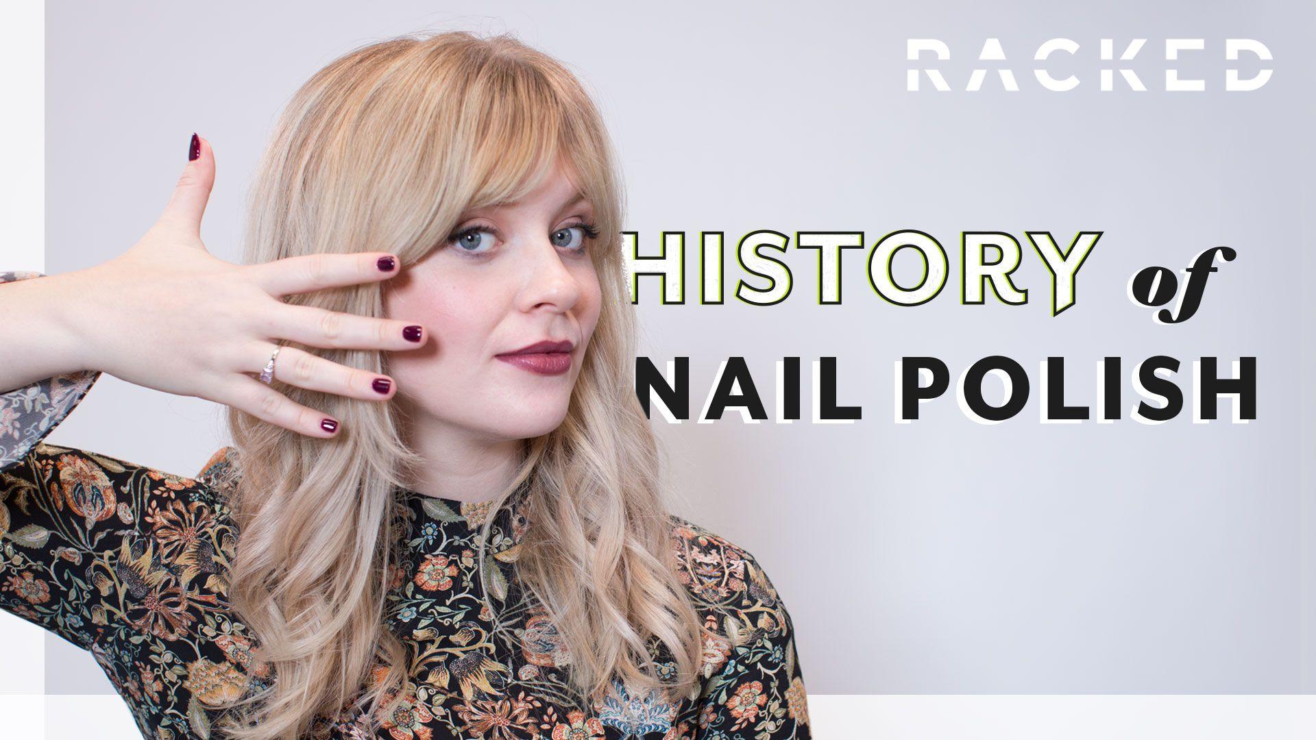 The History of Nail Polish Stretches Back 5,000 Years - Racked