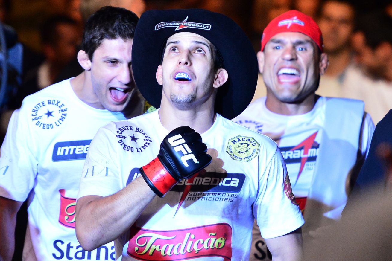 community news, Felipe Arantes vs. Jerrod Sanders added to UFC Fight Night 90