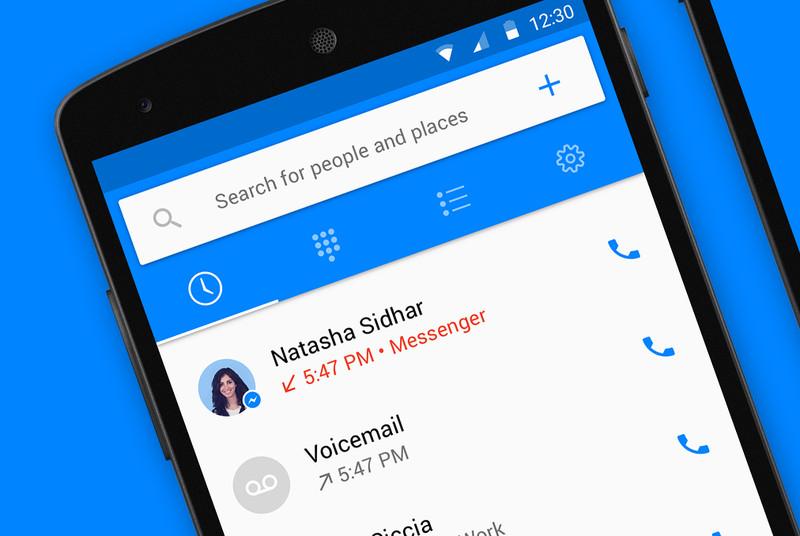 Facebook ra mắt hello thay thế ứng dụng gọi điện mặc định của android - 1