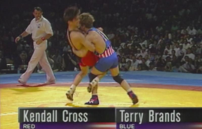 TERRY Kendall Cross 2
