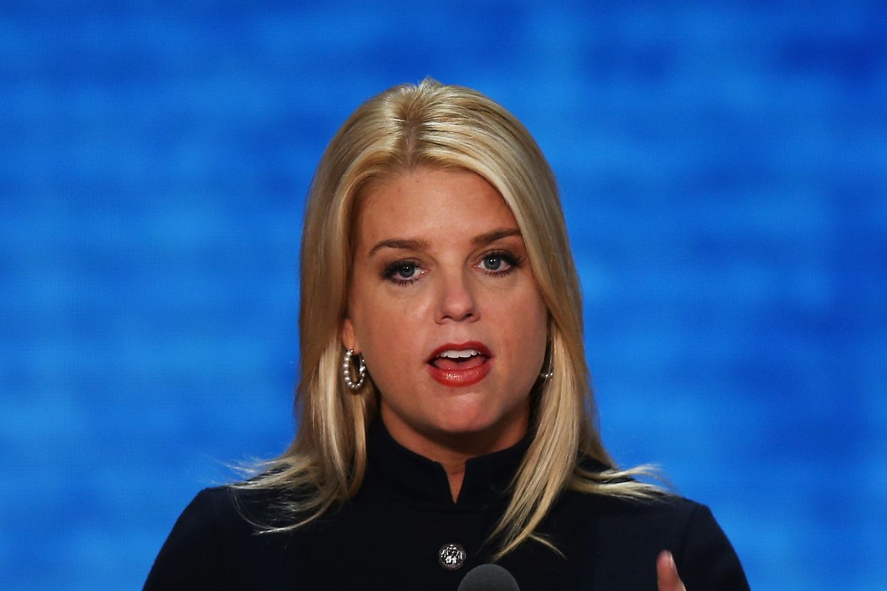 Transcript of Attorney General Pam Bondi's speech to the Republican National Convention