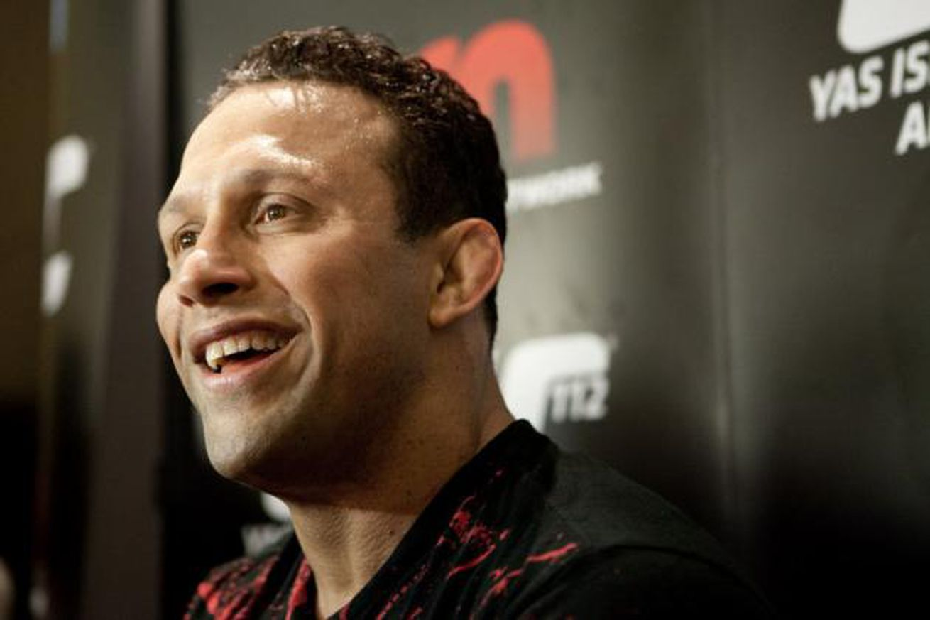 Video: Renzo Gracie offers up some important life lessons on MMA Noise