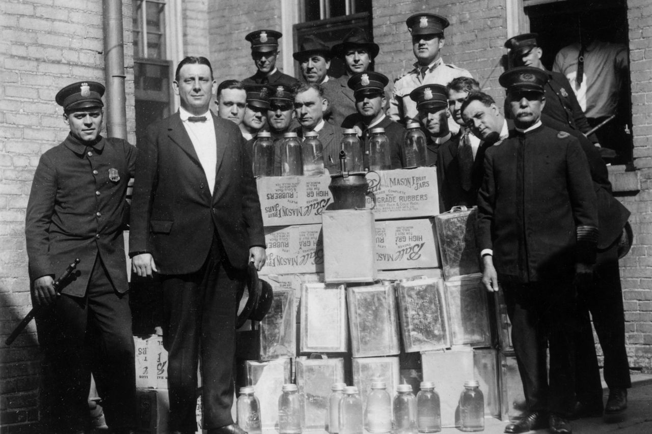 a history and effects of prohibition in america A history of cannabis prohibition in 13 iconic  earning the distinction of being america's longest  debilitating seizures without the serious side effects of.
