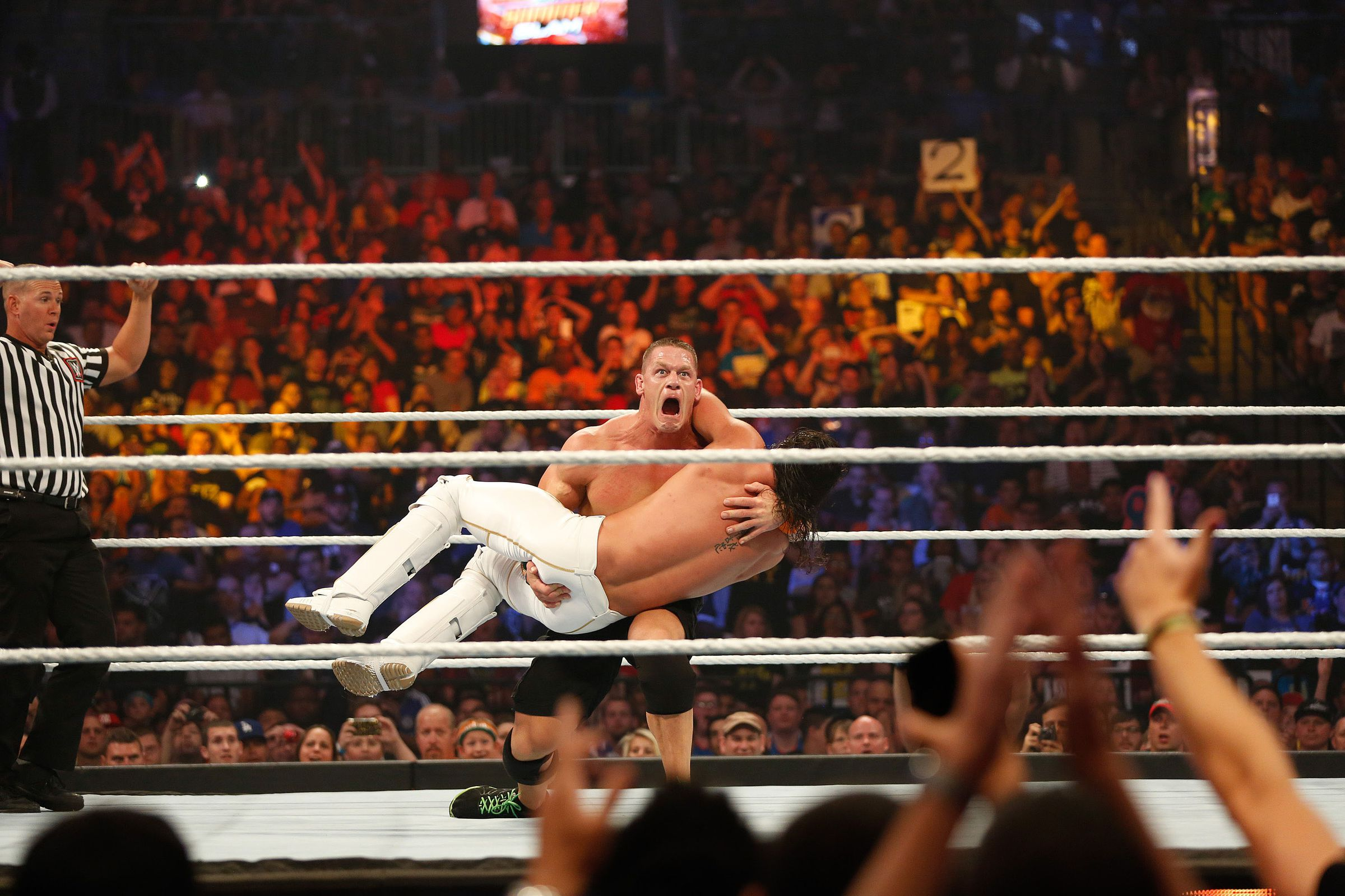 How John Cena's Injury Impacts WWE Royal Rumble 2016 and Beyond
