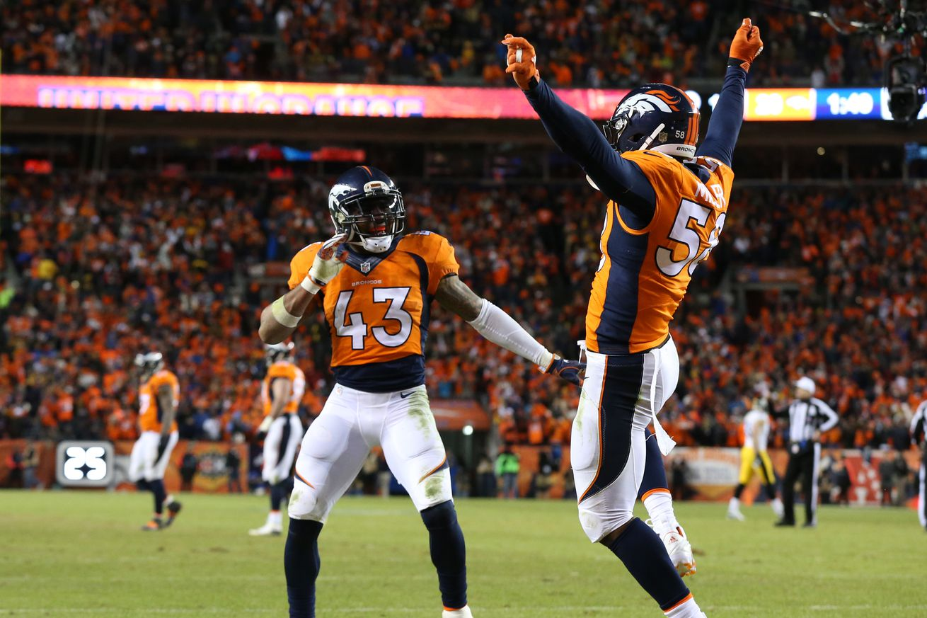 2016 NFL free agency: Broncos players who could be targeted by Jaguars