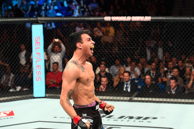 UFC Fight Night 69: 'Jedrzejczyk vs Penne,' The Report Card