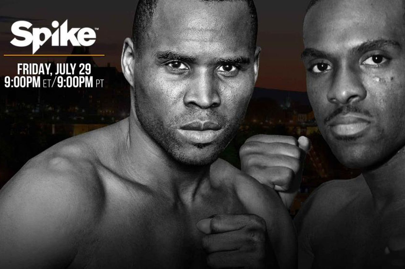PBC on Spike Stevenson vs. Williams live results and discussion
