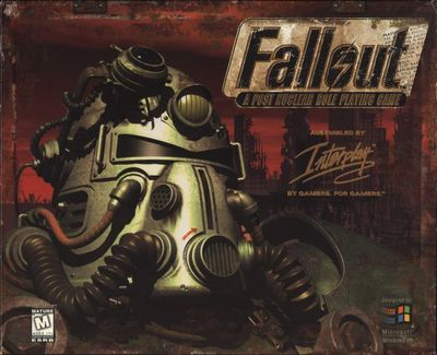 The Fallout Series Began On The West Coast At Vault 13 One Of The Last Of The 122 Vaults To Be Constructed And One Of The Few Which Was Actually Sealed