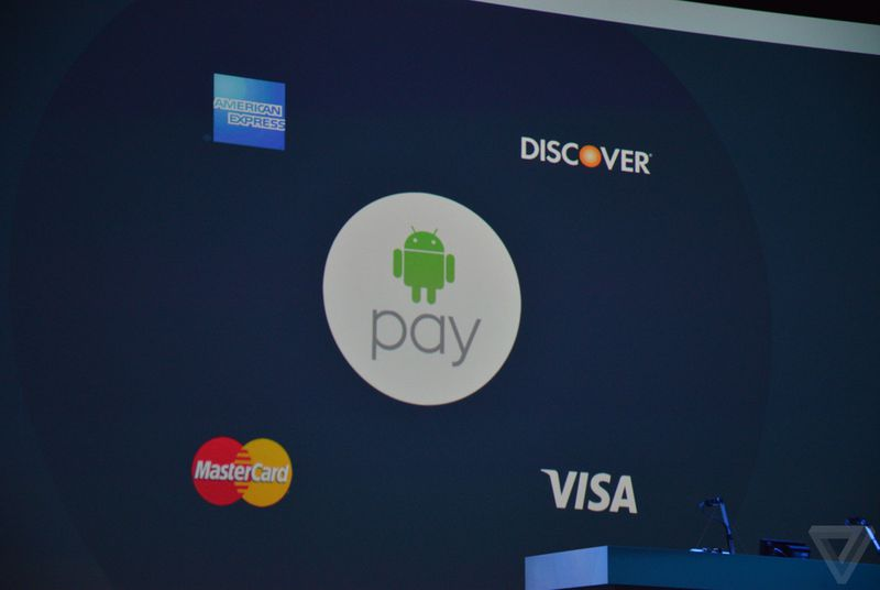 Google introduces Android Pay, a replacement for its wallet app on mobile