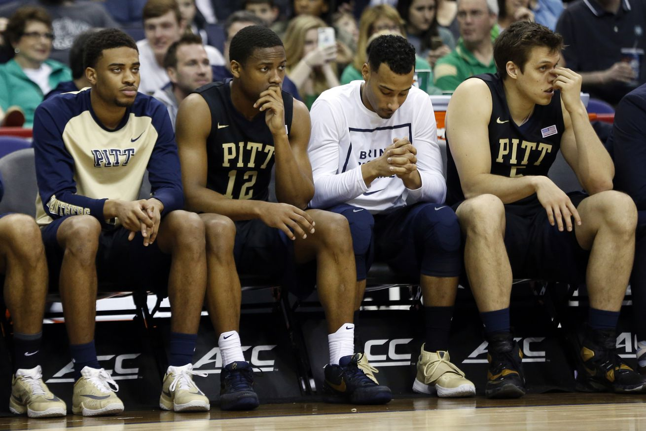 Pitt out of ACC Tournament with loss to North Carolina ...