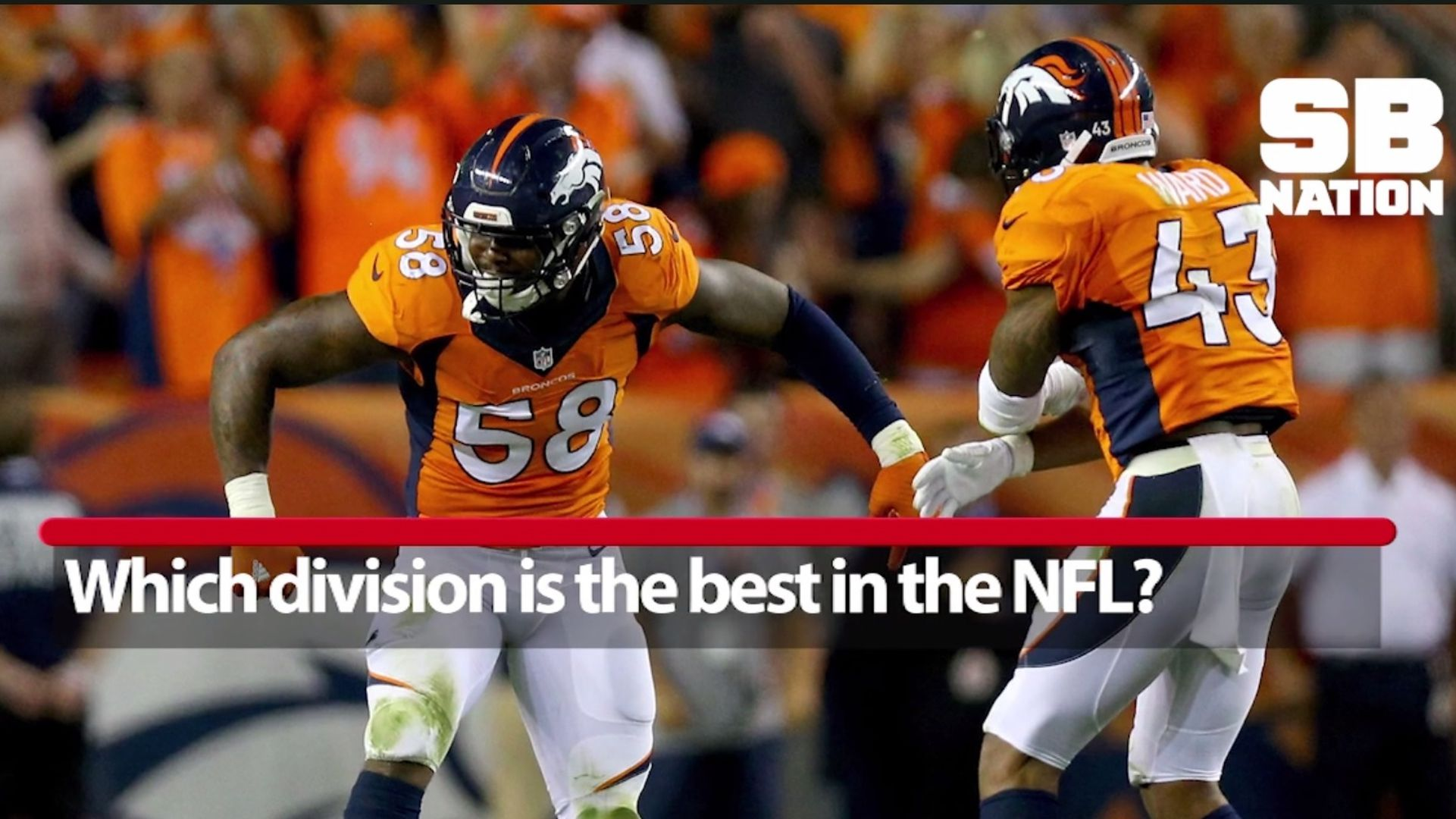 2017 NFL Season The Best And Worst Teams In Each Division