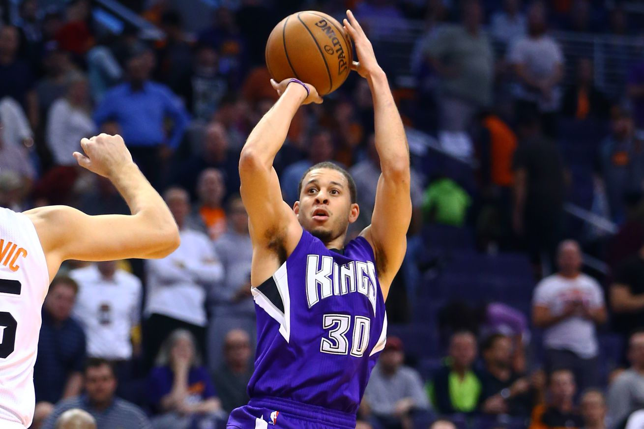 Seth curry likely to return to kings lineup friday sactown royalty