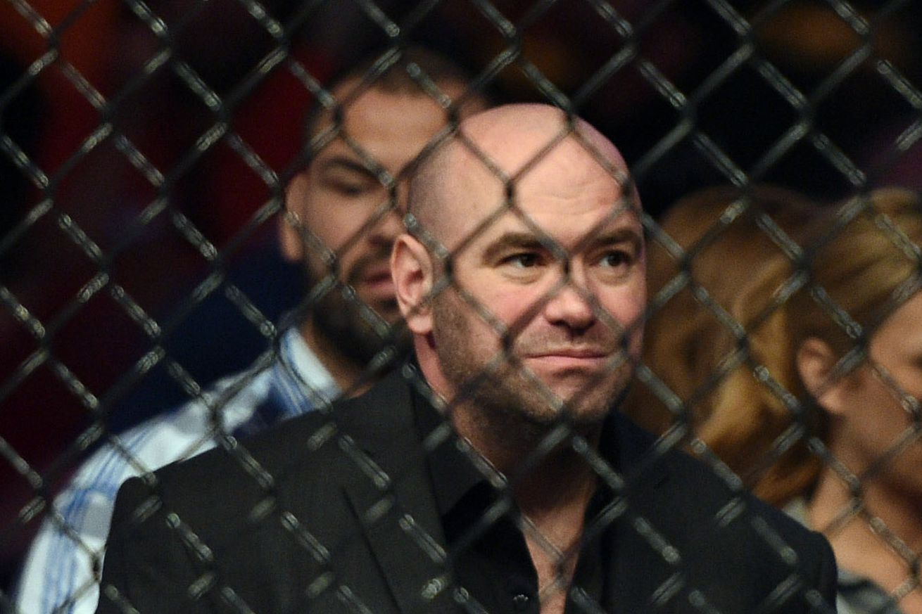 community news, Report: UFC president Dana White allegedly storms out of meeting with Nate Diaz