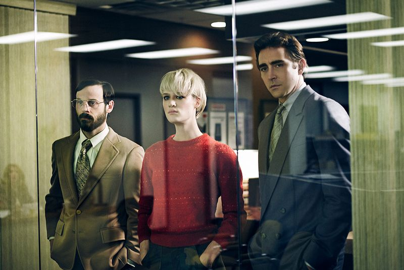 Watch the first clip from Halt and Catch Fire Season 2