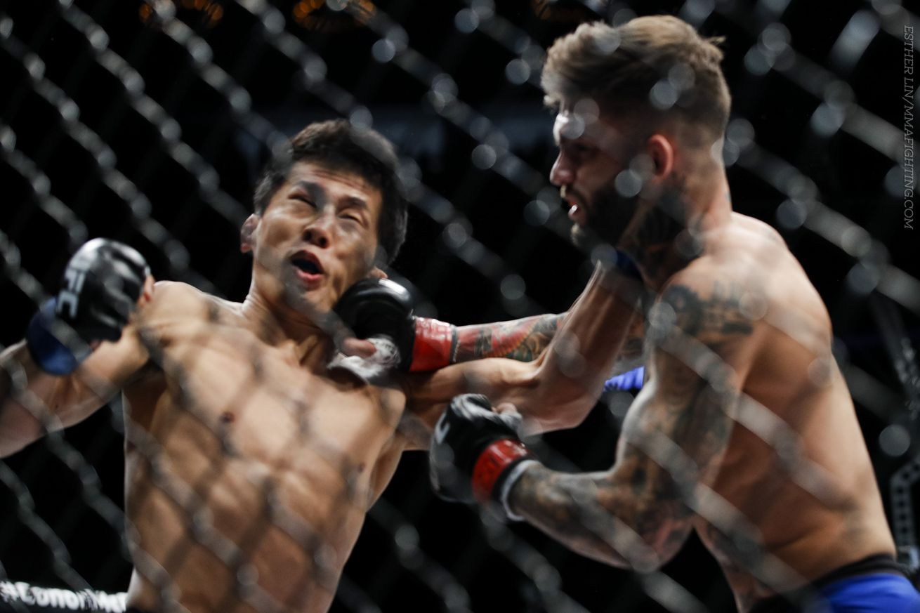 UFC 202 prelims do 1.3 million viewers, down from UFC 196 levels