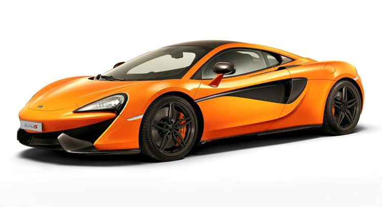 See The First Pictures Of Mclaren S Cheapest Ever Supercar