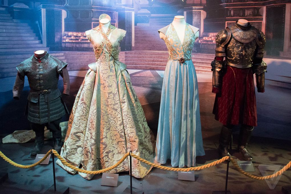 Museum pieces: the props and costumes of 'Game of Thrones ...  Museum pieces: ...