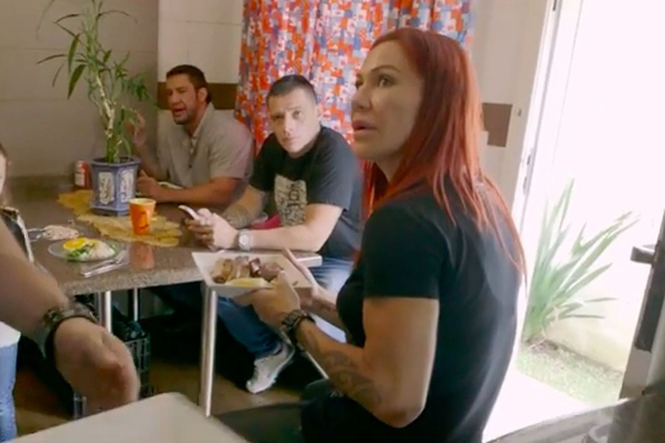 community news, UFC 198 Embedded video, Ep. 3: Cris Cyborg eats a cheat meal on Mothers Day, Leslie Smith craves a Brazilian wax