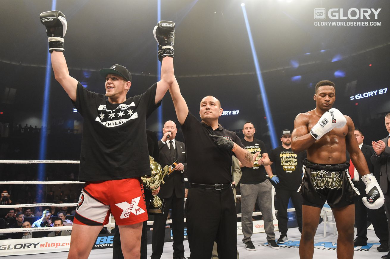 community news, Dustin Jacoby eager for Simon Marcus title shot, says Joe Schilling turned him down at GLORY 27
