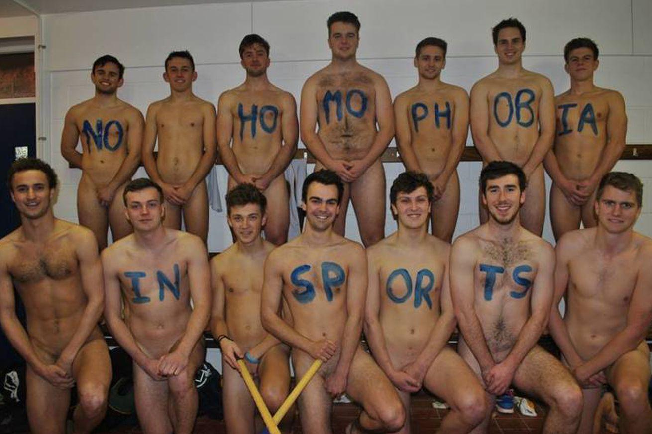 Gay Hockey Team 35