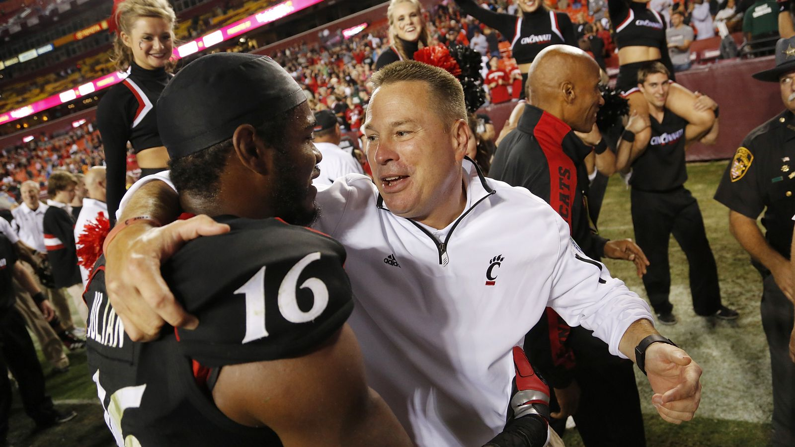 What about Cincinnati? Realignment leaves behind maybe Big ...