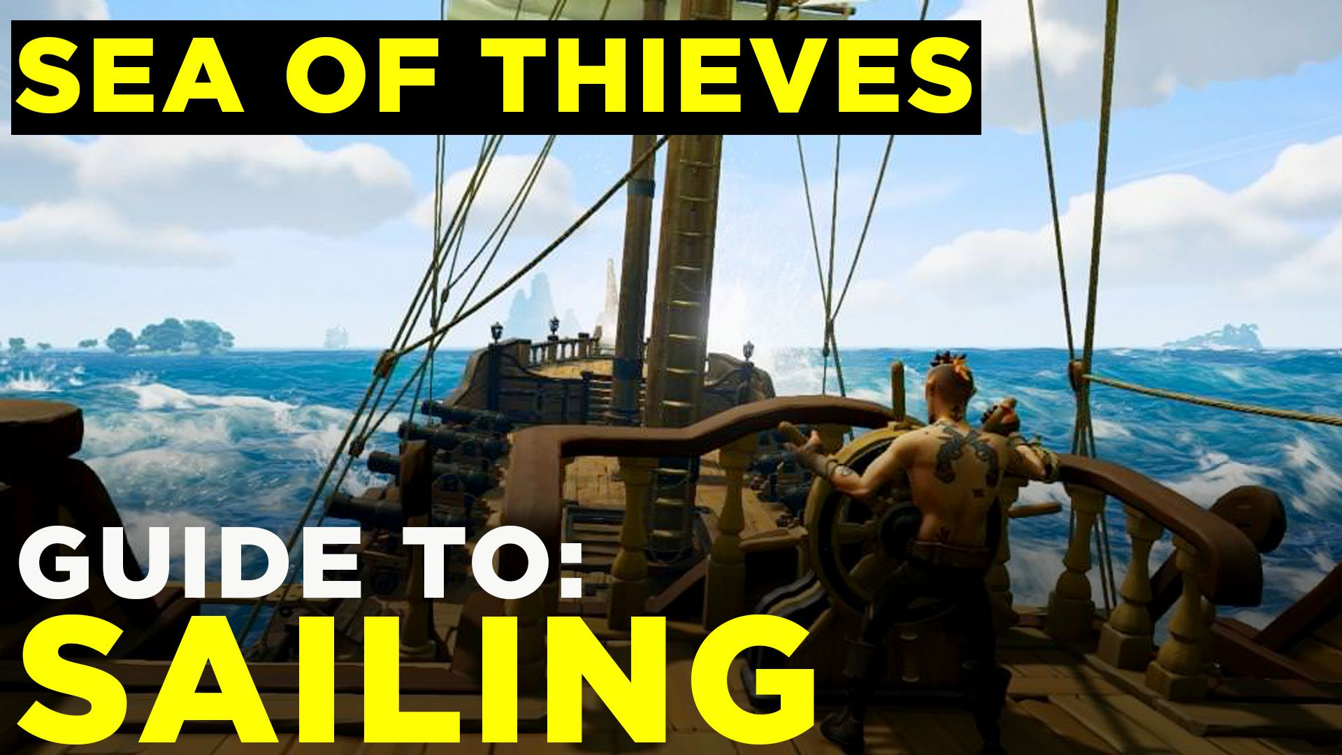 Sea of Thieves sailing guide - Polygon