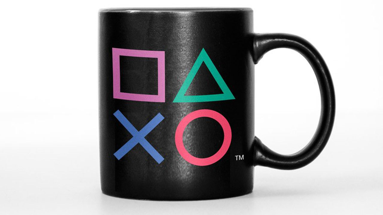 playstation mugs and more now online at sony store