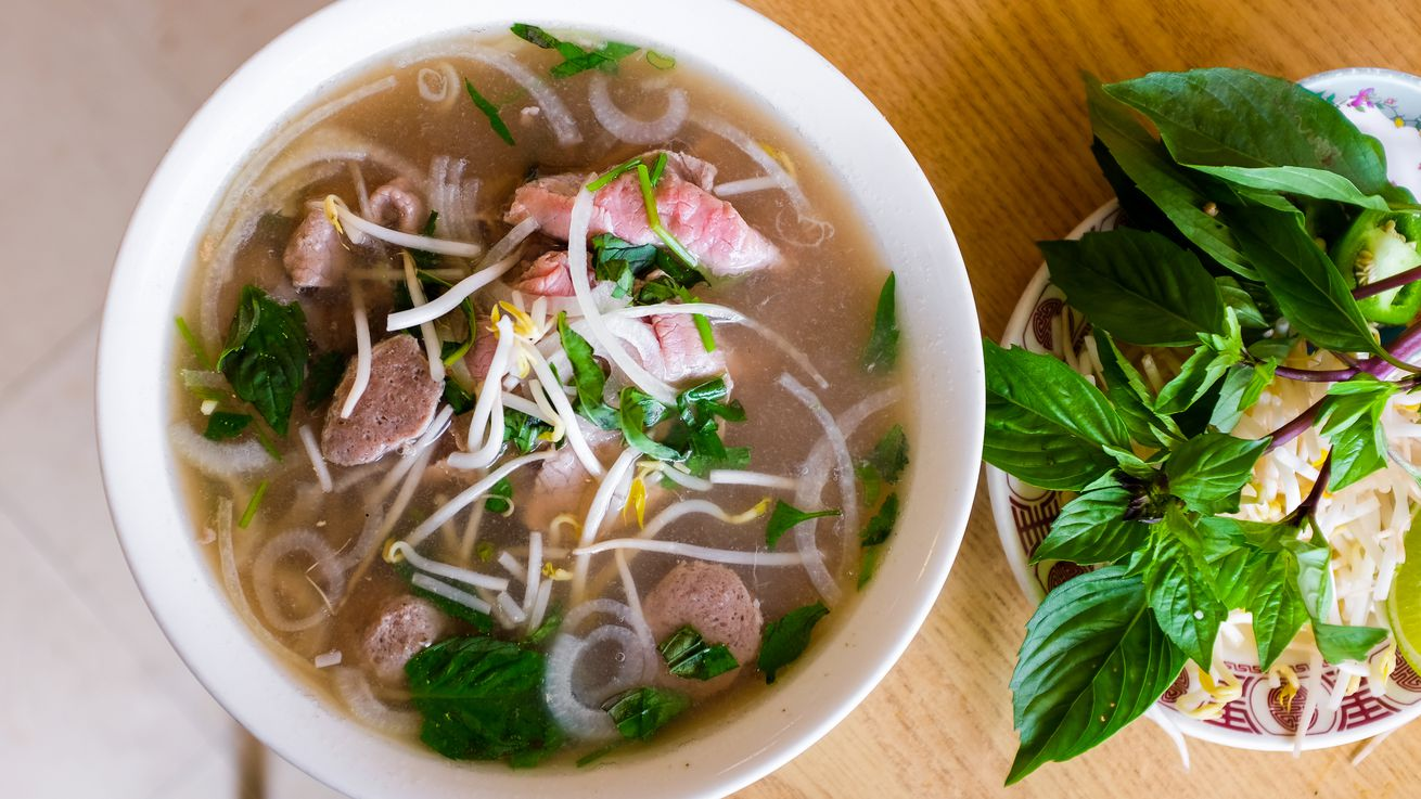Pho carolina gold rice horse meat and more long reads for Asian cuisine and pho