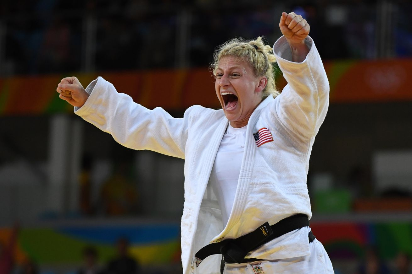 Ronda Rousey Judo training partner, two time Olympic gold medalist Kayla Harrison, unsure shes cut out for MMA