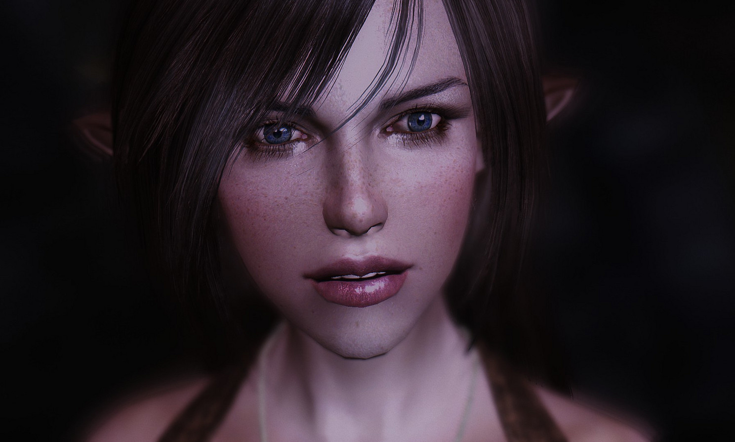 These Portraits From Skyrim Look More Like Magazine Covers Than Video Games  Polygon-5041