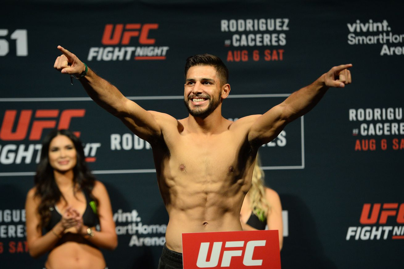 UFC Fight Night 92 results from last night: Yair Rodriguez vs Alex Caceres fight review, analysis