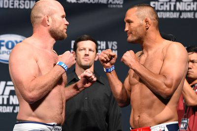 UFC Fight Night 68 Results: Boetsch vs. Henderson