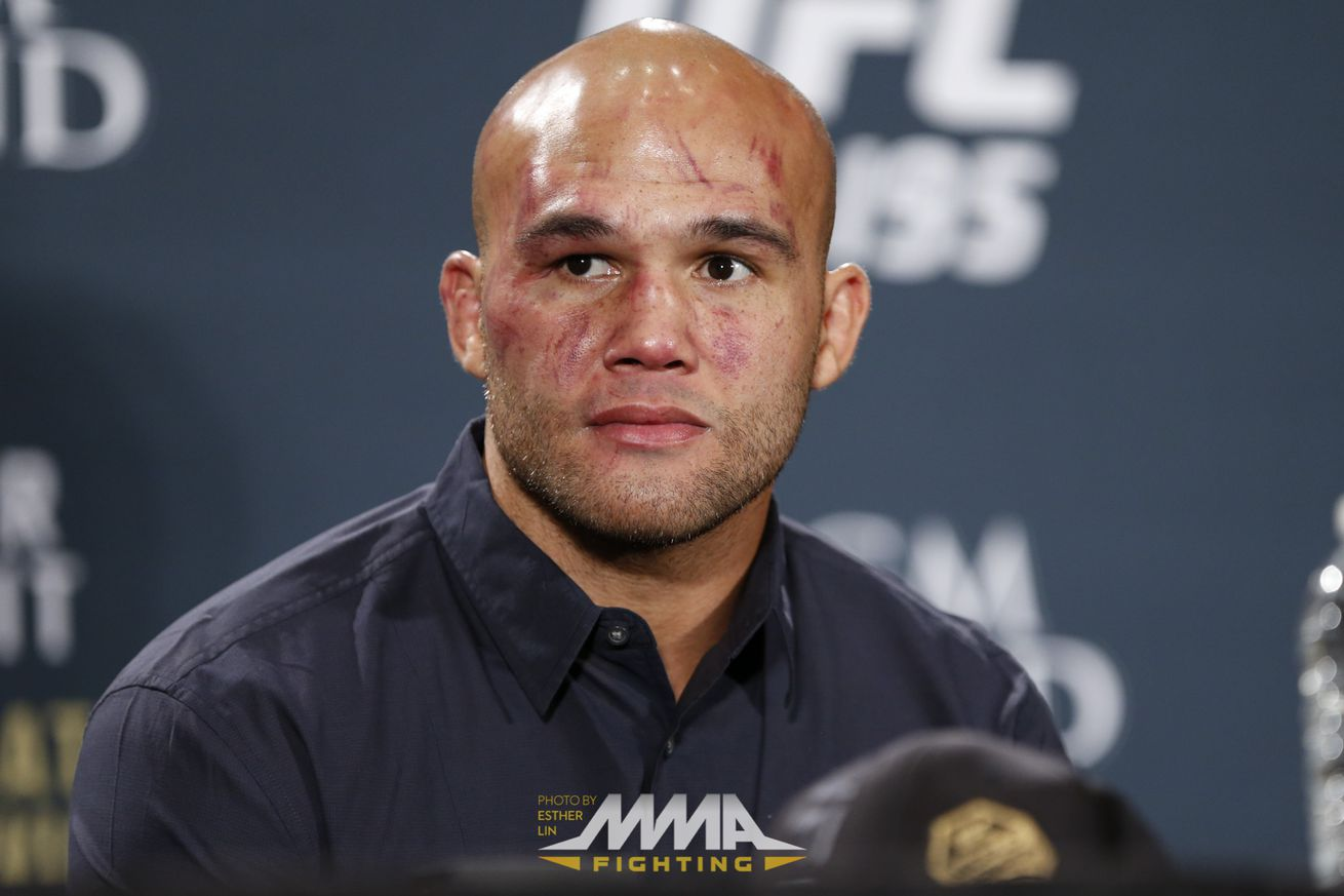 Robbie Lawler vs. Tyron Woodley welterweight title fight in the works for UFC 201